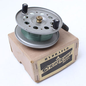 Hydraflo Strike Right Fly Reel - OldTools.co.uk