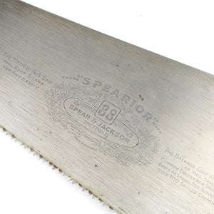 Spear and Jackson Crosscut Saw