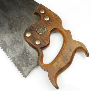 Drabble and Sanderson Hand Saw - OldTools.co.uk