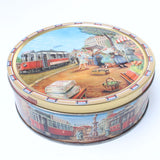 Jacobsen's Butter Cookies Tin - OldTools.co.uk