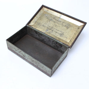 Coronation Souvenir Tin – 1953 ER - OldTools.co.uk