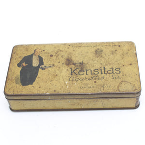 Kensitas Cigarettes Tin