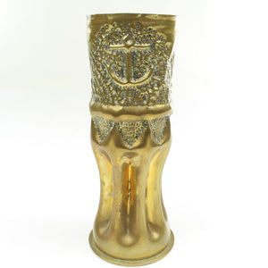 Decorative Trench Art – Vimy – WW1 - OldTools.co.uk