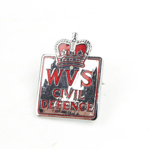 Women's Voluntary Service Civil Defence WVS Badge