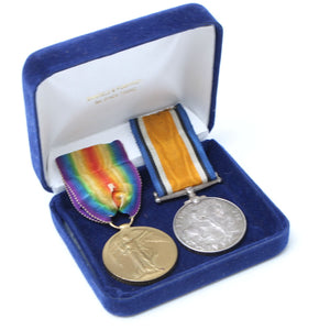 2 WW1 Medals