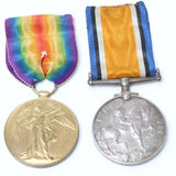 2 WW1 Medals - OldTools.co.uk