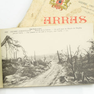 WW1 Postcard Booklets - Verdun | Somme | Arras