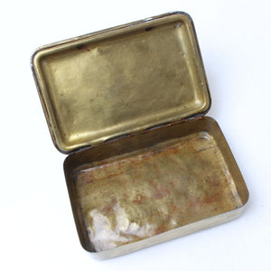Queen Marys WW1 Gift Box / Tin - OldTools.co.uk