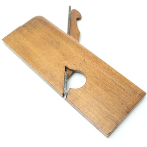 "Old Wooden Rebate Plane - 1/2"" (13mm)"