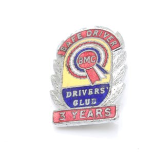 BMC Drivers Club Badge