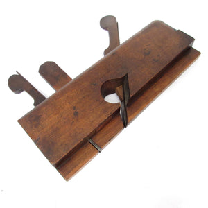 Chas Gowland Wooden Dado Plane - OldTools.co.uk