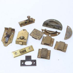 Misc Brass Ironmongery / Catches - OldTools.co.uk