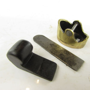 4 Brass Violin Makers Planes - OldTools.co.uk