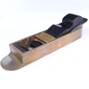 Bristol Designs Brass Mitre Plane - UK ONLY - OldTools.co.uk