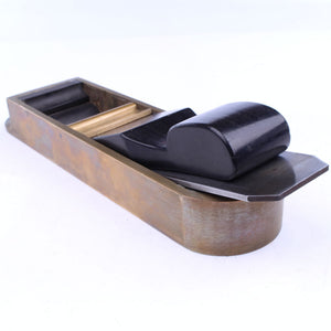 Bristol Designs Brass Mitre Plane - OldTools.co.uk