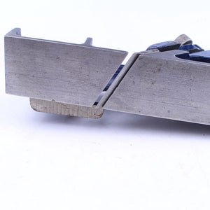 Record 713 Skew Mouth Rebate Plane - OldTools.co.uk