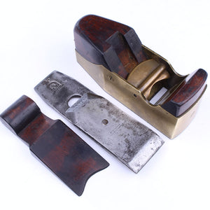 Brass Smoothing Plane - OldTools.co.uk
