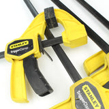 "4 x Stanley Trigger Clamp – 19"" - OldTools.co.uk"
