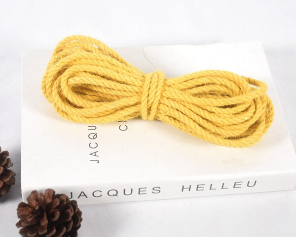 Colorful 10 Meter Sisal Rope (5mm Diameter) - Catsup Cat Co