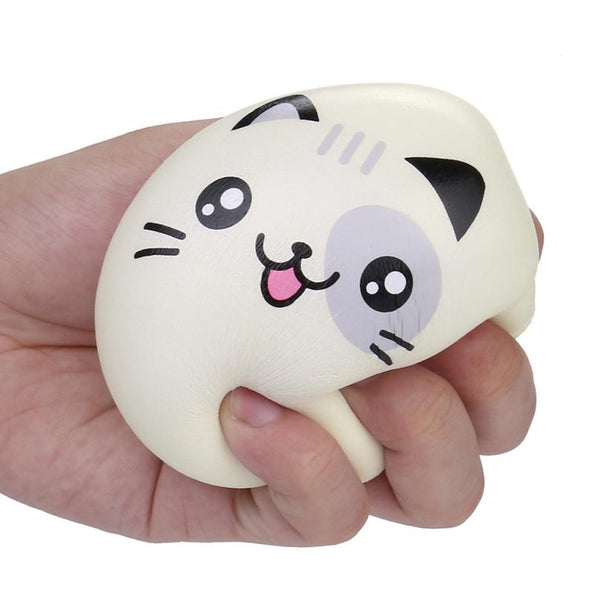 Squishy Cat Stress Ball - Catsup Cat Co