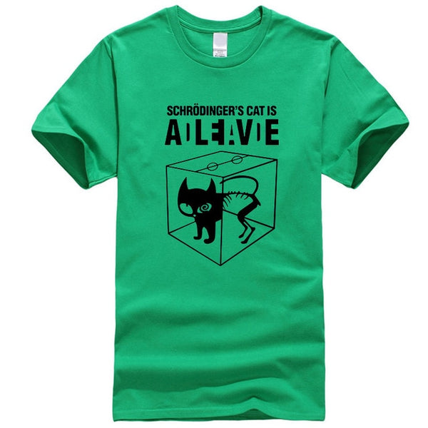 Dead and Alive Tee - Catsup Cat Co