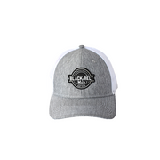 BB&M Original | Snapback Trucker Cap w/ Black Patch