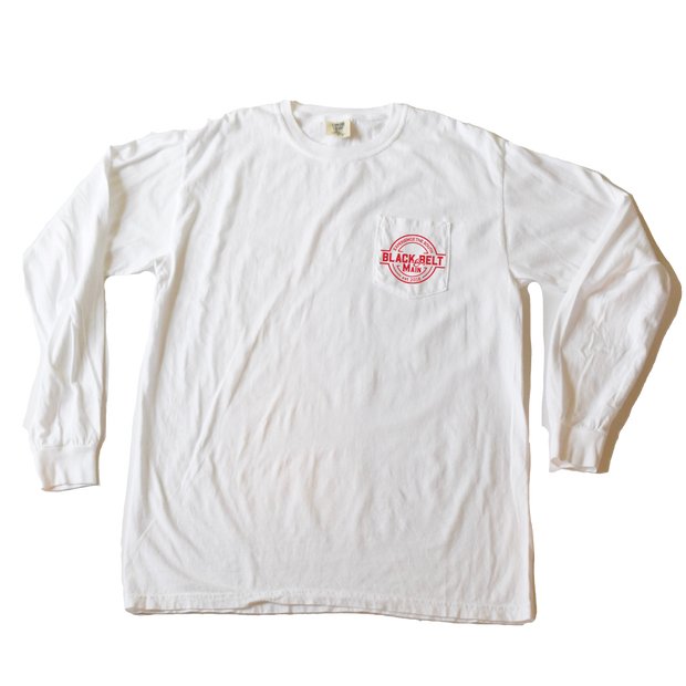Catfish | White Tee
