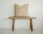 RAFIA CUSHION COVER | NATURAL