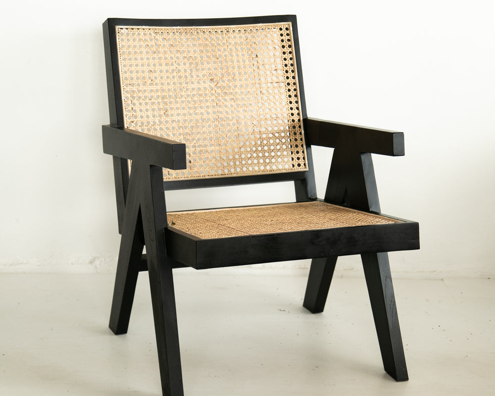 PIERRE CHAIR | BLACK