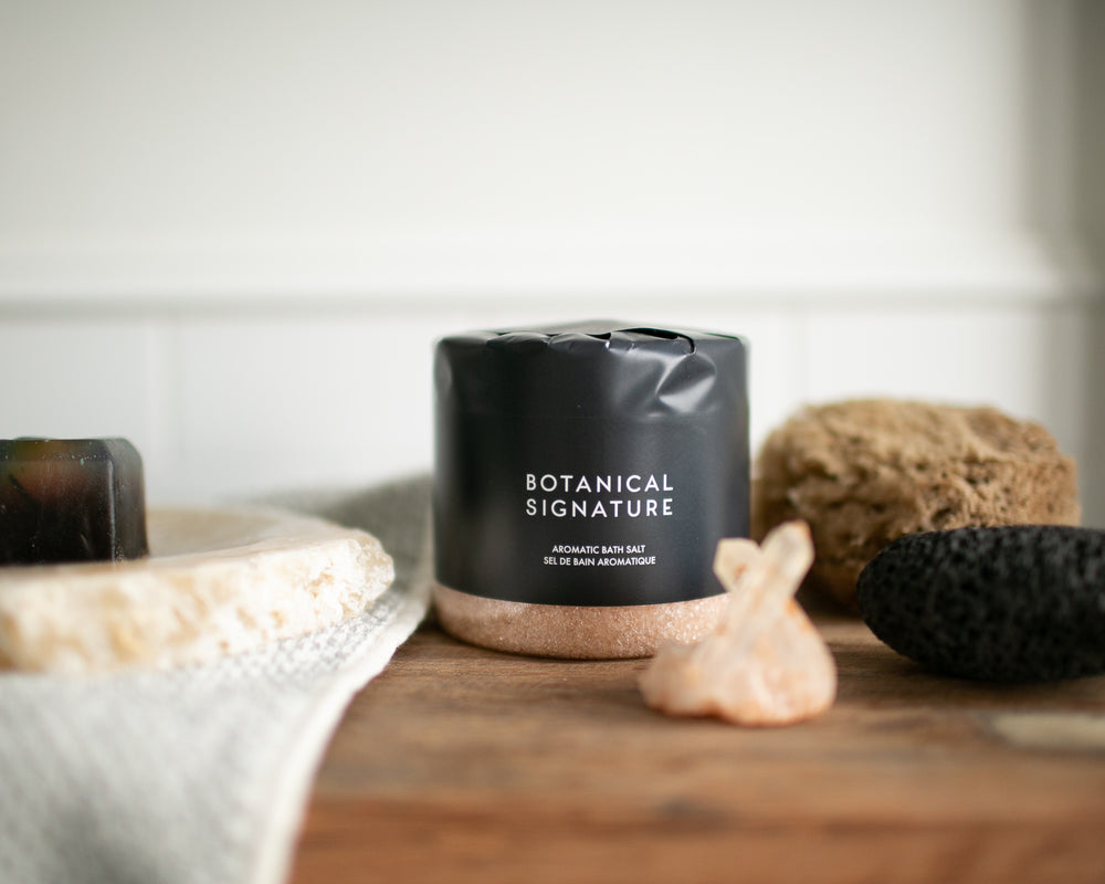 BOTANICAL SIGNATURE | PERSIAN PINK BATH SALT