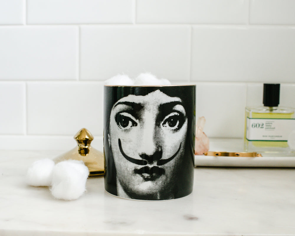 Load image into Gallery viewer, FORNASETTI REPLICA VESSEL | MOUSTACHE