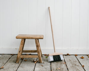 Load image into Gallery viewer, CHILDS WOODEN BROOM | INDOOR