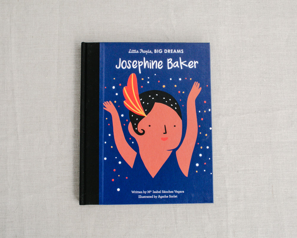 Load image into Gallery viewer, LITTLE PEOPLE BIG DREAMS | JOSEPHINE BAKER