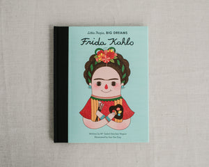 Load image into Gallery viewer, LITTLE PEOPLE BIG DREAMS | FRIDA KAHLO