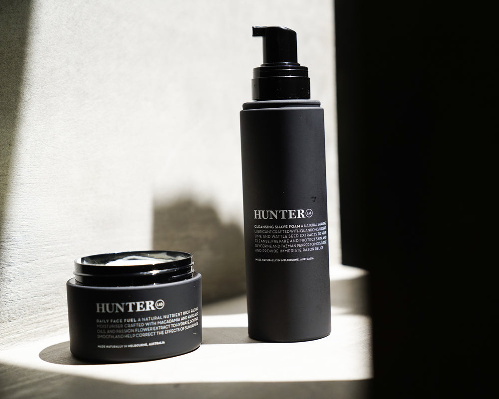 HUNTER LAB | CLEANSING SHAVE FOAM