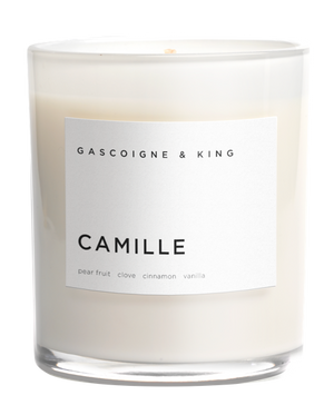 Load image into Gallery viewer, GASCOIGNE & KING CANDLE | CAMILLE