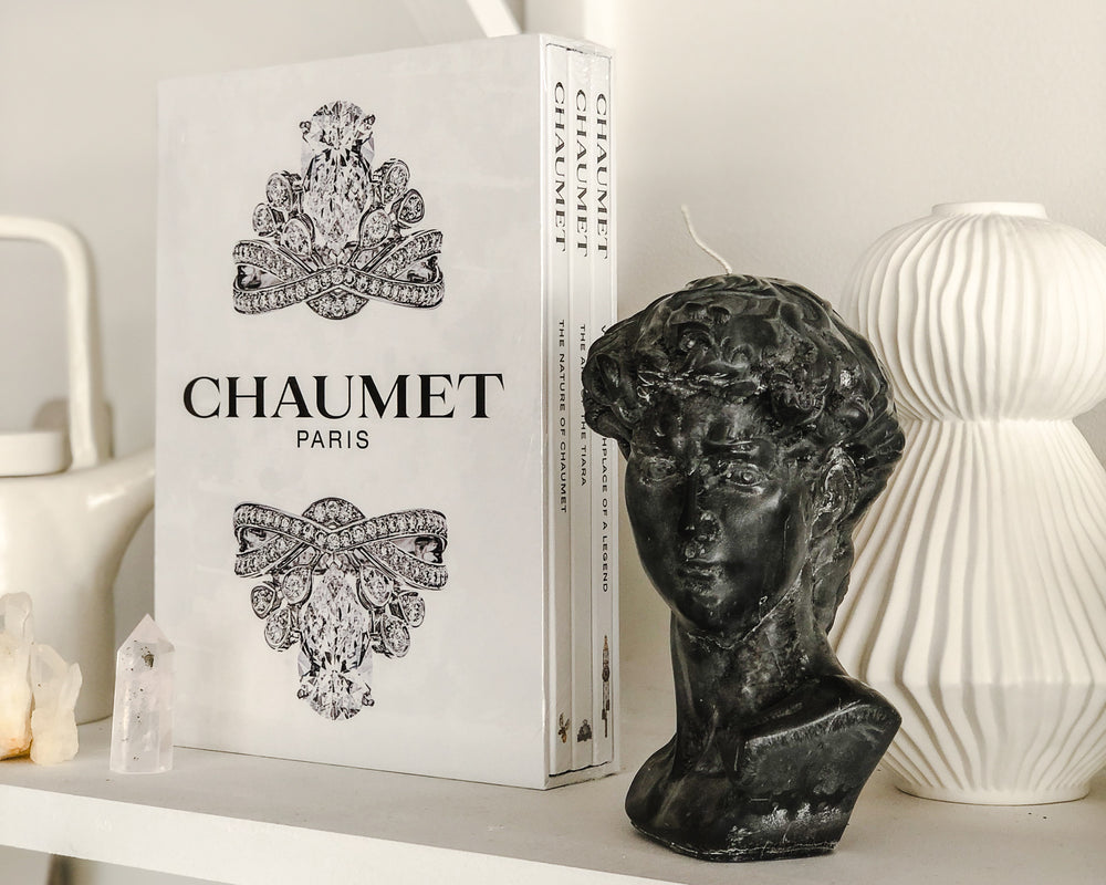 CHAUMET - SLIPCASE SET OF 3
