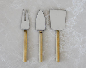 LINO CHEESE KNIFE SET