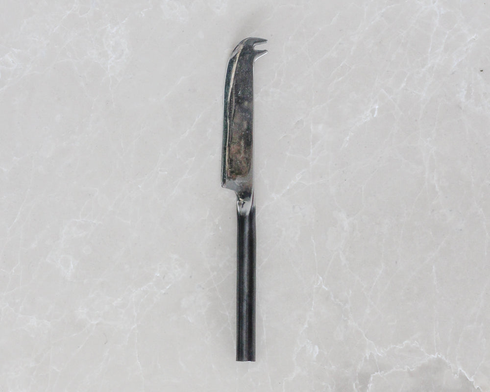 Load image into Gallery viewer, CHEESE KNIFE | BLACK HANDLE