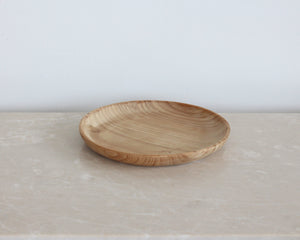 Load image into Gallery viewer, TEAK PLATE | 22CM