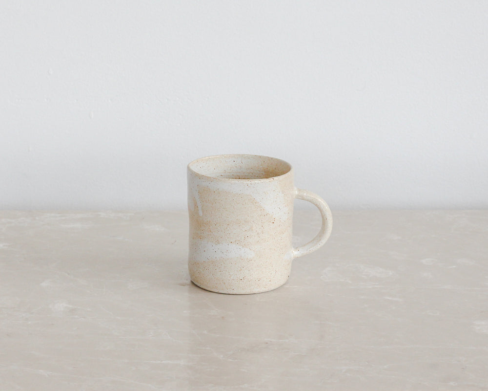 Load image into Gallery viewer, HANDSPUN MUG | CREAM