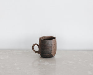HANDSPUN MUG | BROWN