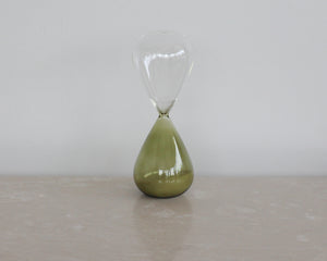 Load image into Gallery viewer, SAND TIMER | OLIVE GREEN
