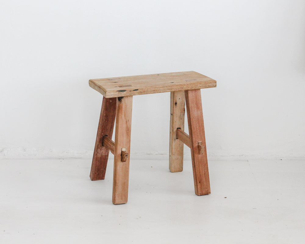 Load image into Gallery viewer, TEAK BENCH | NATURAL
