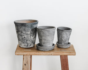 Load image into Gallery viewer, HERB POTS | BLACKENED