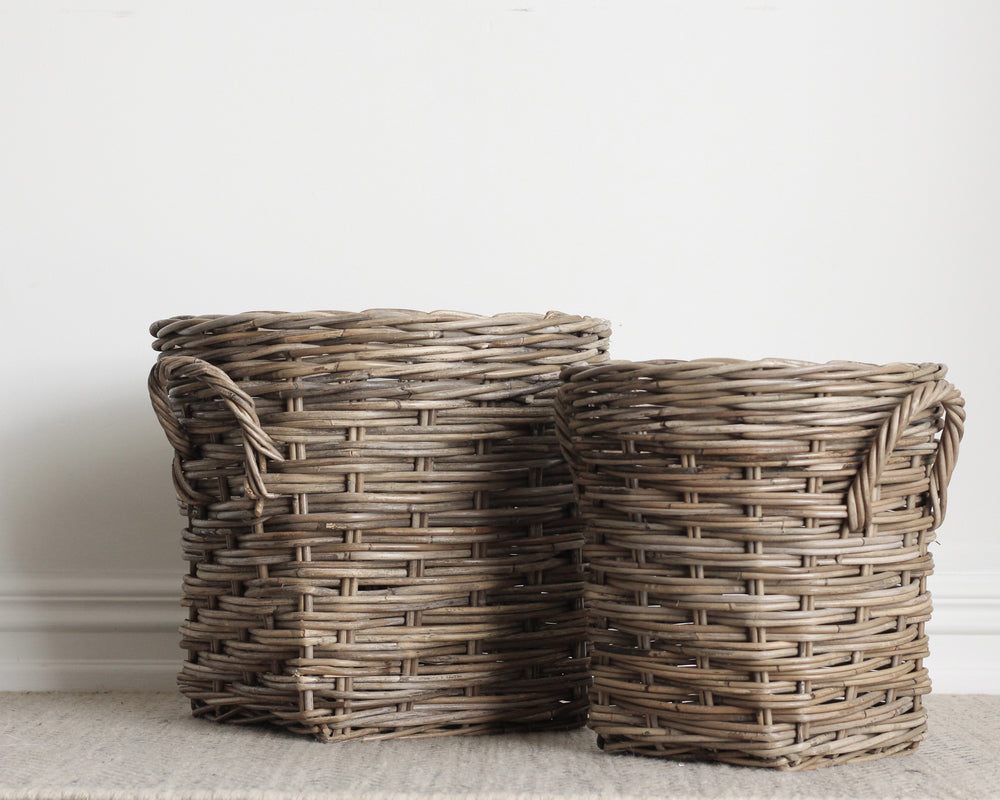 GROVE WOOD BASKET