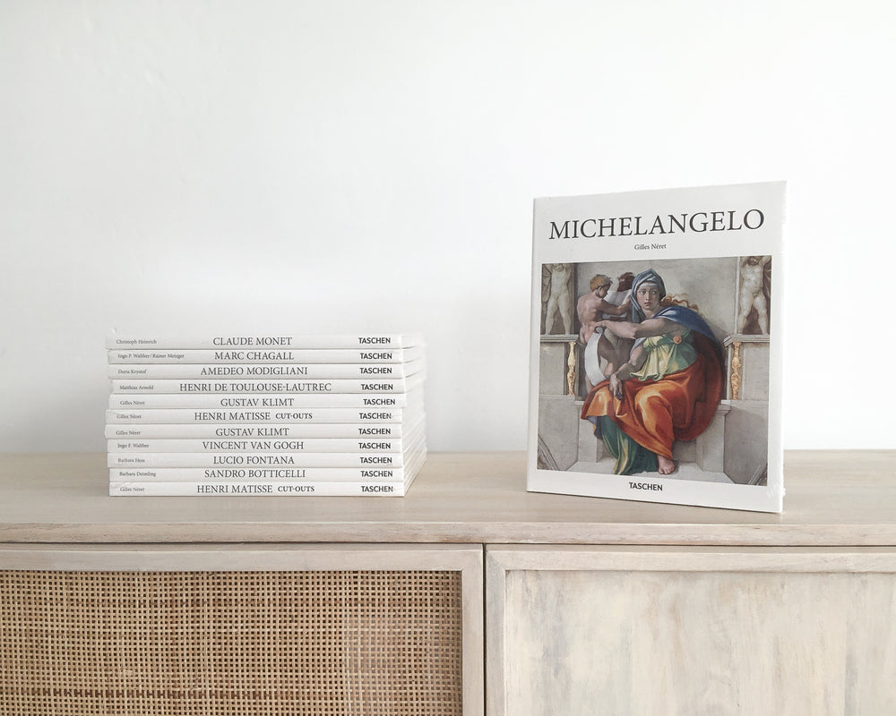Load image into Gallery viewer, MICHAELANGELO by TASCHEN