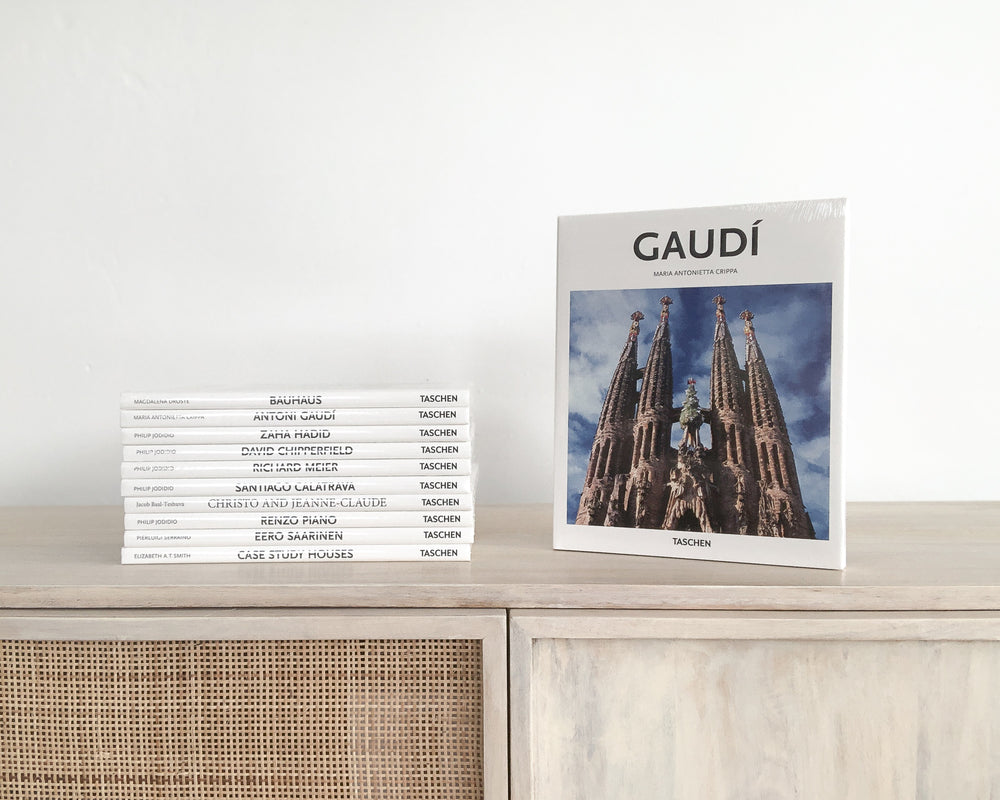 Load image into Gallery viewer, GAUDI by TASCHEN