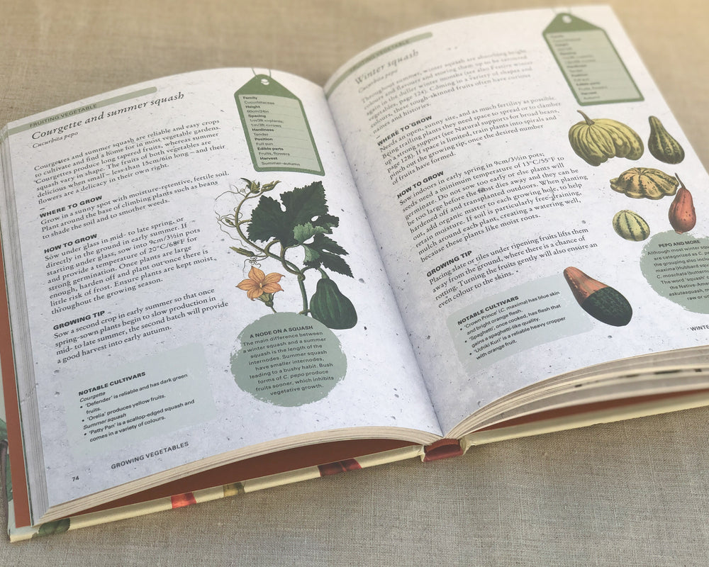 Load image into Gallery viewer, KEWS GARDENERS GUIDE TO GROWING VEGETABLES