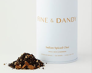 FINE & DANDY | INDIAN SPICED CHAI | TIN